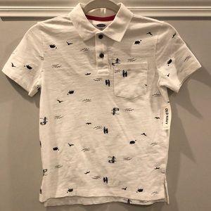 NWT❗️❗️ Boy 8yo T-shirt OLD NAVY